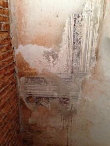 restauro di affreschi