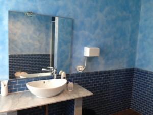 """il  bagno """"azzurro"""""""